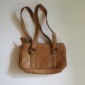 Nine West Leather Shoulder Bag